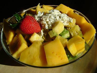 Luscious salad