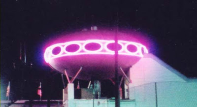 2001 odyssey tampa spaceship