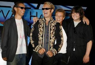 Van Halen Reunites! Woot!