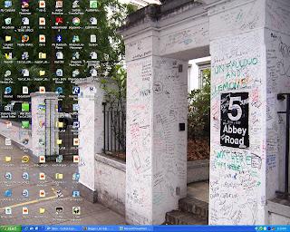 Lori's desktop - Abbey Road
