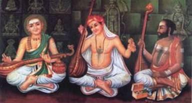 Gems of Tamilnadu: Sri Thyagaraja (1767 - 1847)