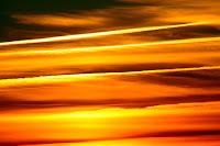 cielo de esperanza luminosa