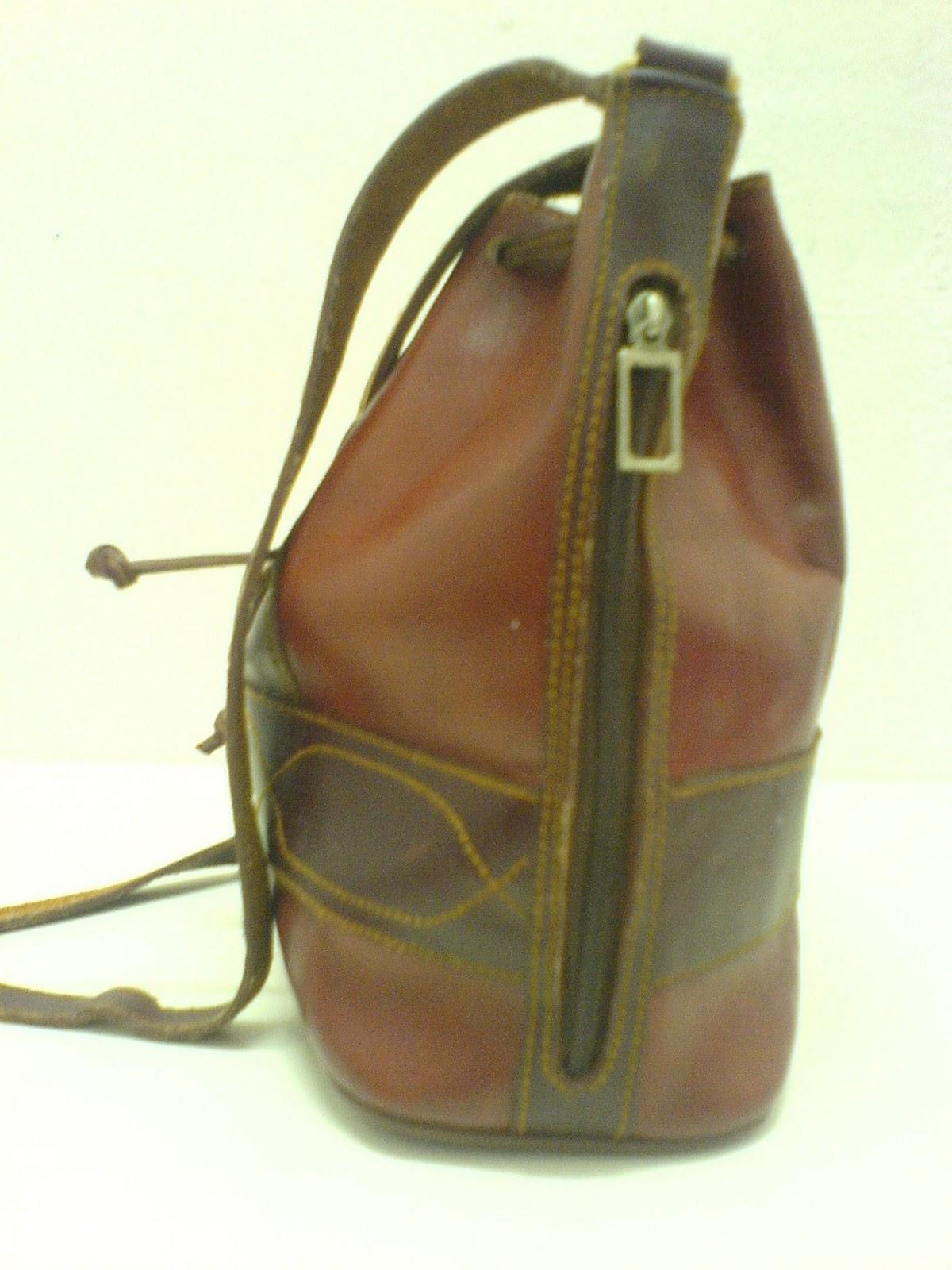 Bonia Handbag Ftsucq Womens Girls Leather Magic Cube