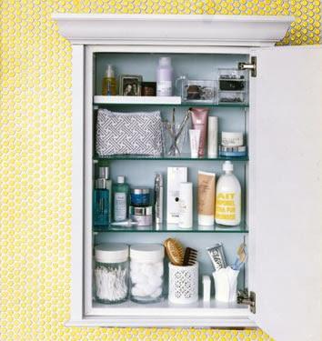 Design Plus You Organizing Your Medicine Cabinets