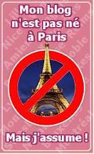Mon blog n'est pas né à Paris