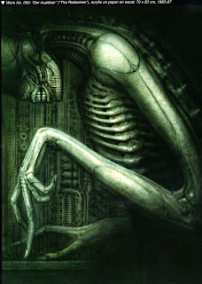 Archives: The Opposite of Truth: The Art of H R  Giger