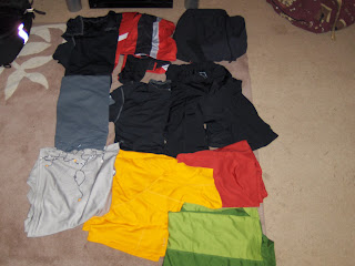 Andy S Transamerica Trail Cycle 2008 Kit