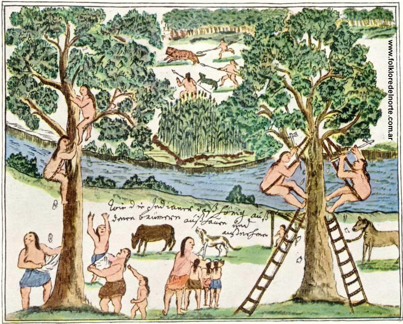 Dibujos De Las Misiones: De Tobas Y Antropologías: Mayo 2010