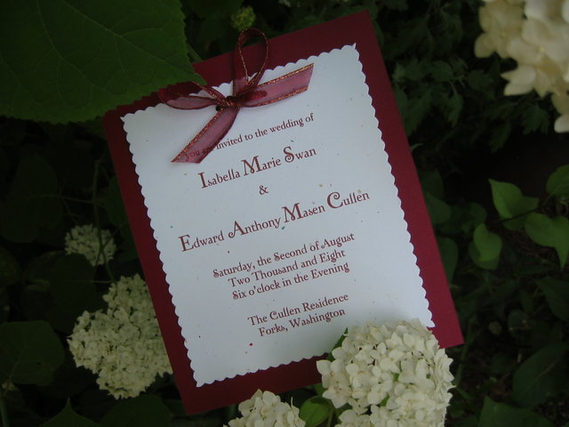 Romeo And Juliet Wedding Invitations: The DIY Bride: Dudley's Dos & Don'ts Of DIY: Invitations
