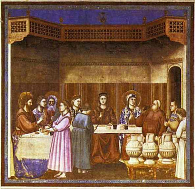 Wedding Feast At Cana.Part 3 The Wedding At Cana And The Passion Of Christ Julie Davis