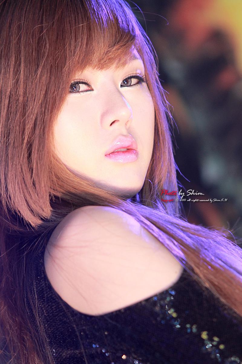 K Gravure Hwang Mi Hee