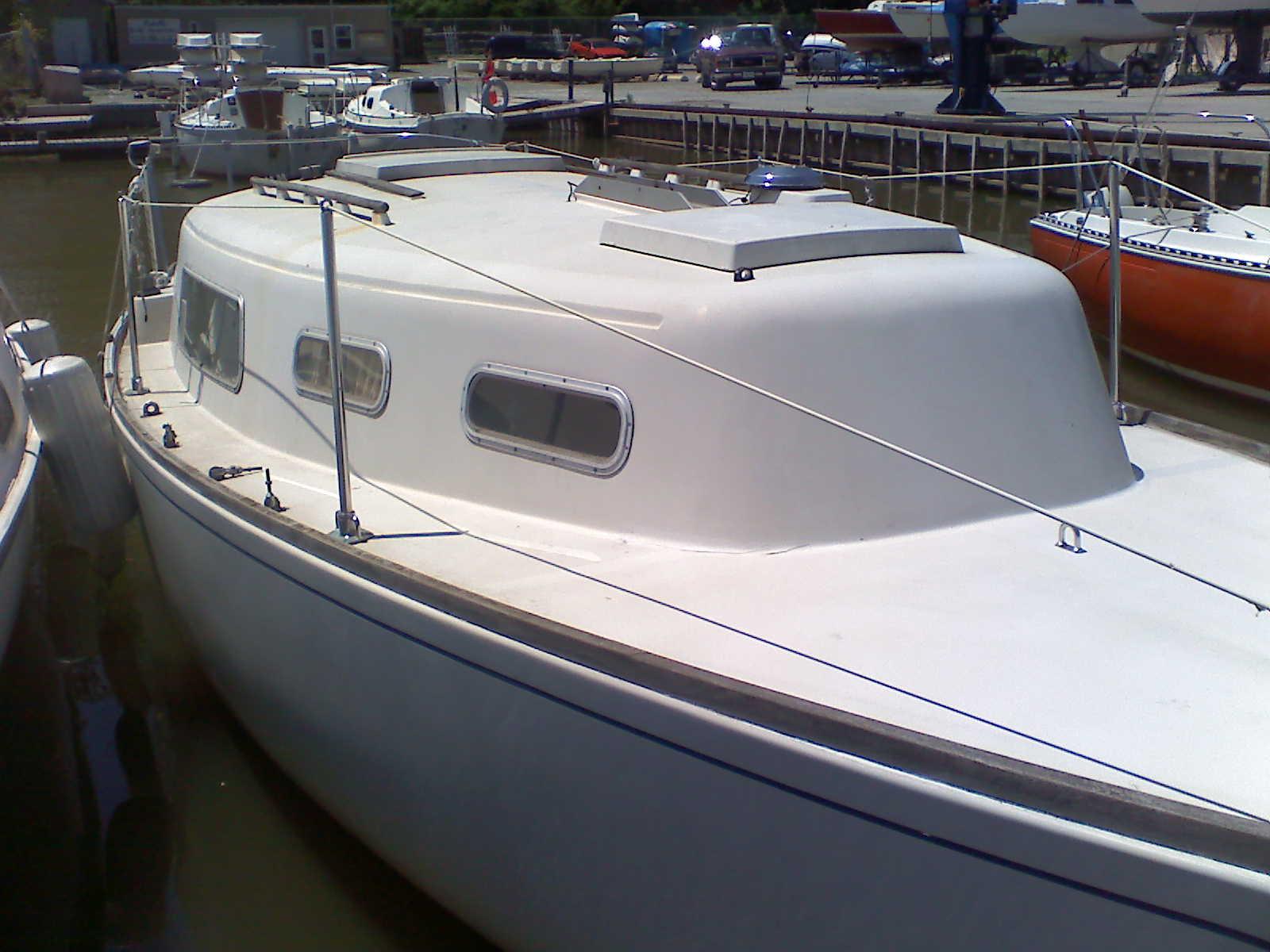 Highland Fling  My Grampian 26 Sailboat  Windows Project