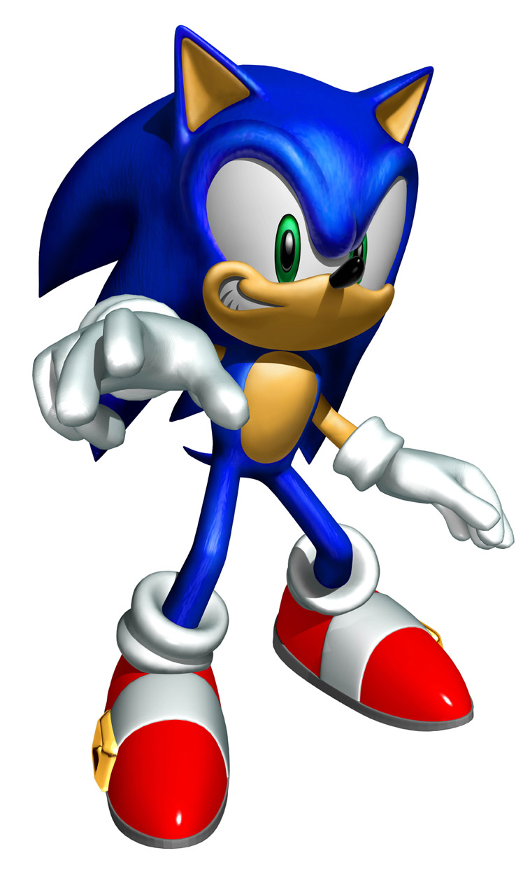 Yellow Color Wallpapers Sonic