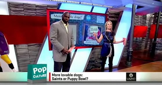 Michelle Beadle Heels michelle beadle lookin...