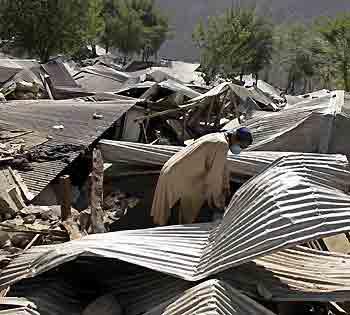 ledc earthquake case study kashmir