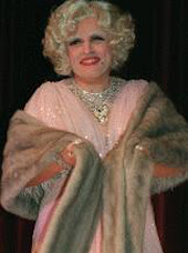 Rudy In Drag
