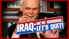 Iraq: LET'S QUIT
