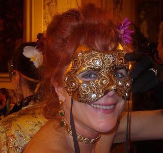 Cat Bauer - Venice Carnival 2007