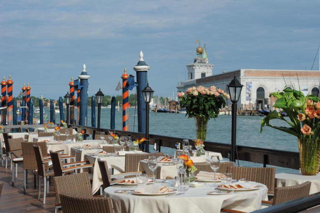The Terrace At Gritti Palace Venice