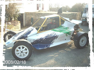 Jmbf comp tition buggy 2008 for Garage st prouant