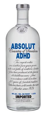 Absolut Nej vid ADHD
