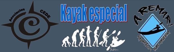 KAYAK ESPECIAL