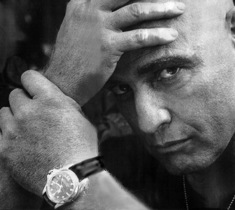 Marlon Brando Rolex Gmt Master From Apocalypse Now