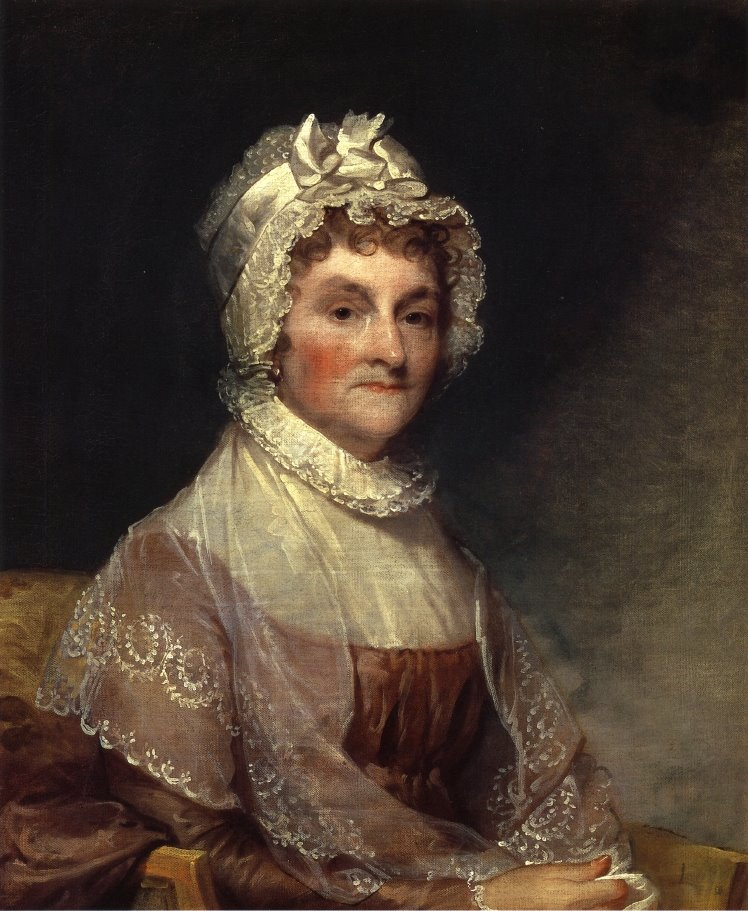 "a biography of abigail adams Hailed for her now-famous admonition that the founding fathers ""remember the ladies"" in their new laws, abigail adams was not only an early advocate for women's."