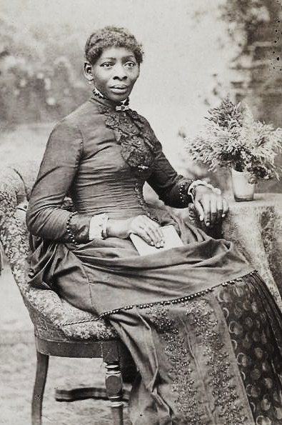 19c american women photo archives 19c african american women slave of the minor family amherst virginia sciox Image collections