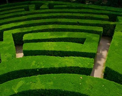 delightful labyrinth herb garden great garden labyrinth in london - labyrinth garden design