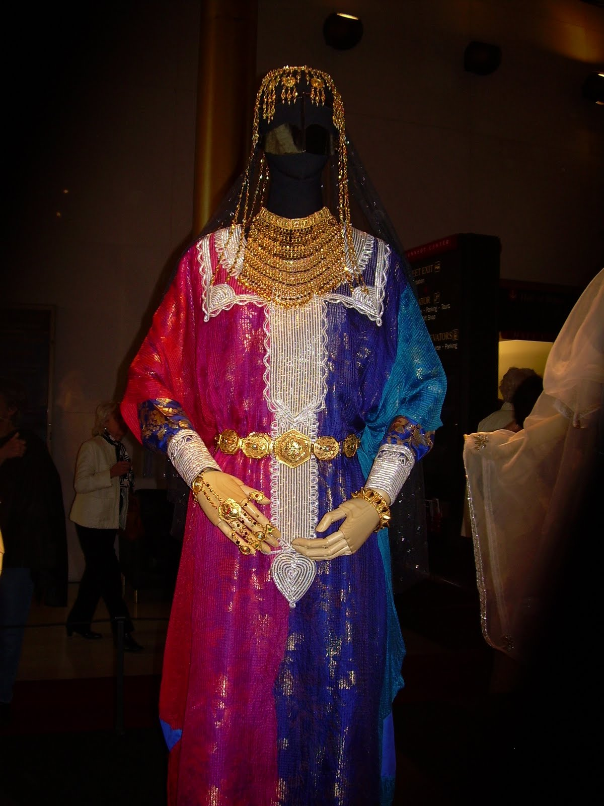 Costume History Is Fun Brides Of The Arab World United