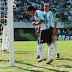 Primer gol de Agüero en la Mayor
