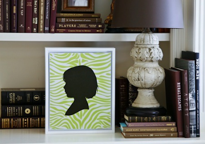 d79d8c4ff733 Loving these bold silhouettes by Savvy Silhouettes in New Canaan
