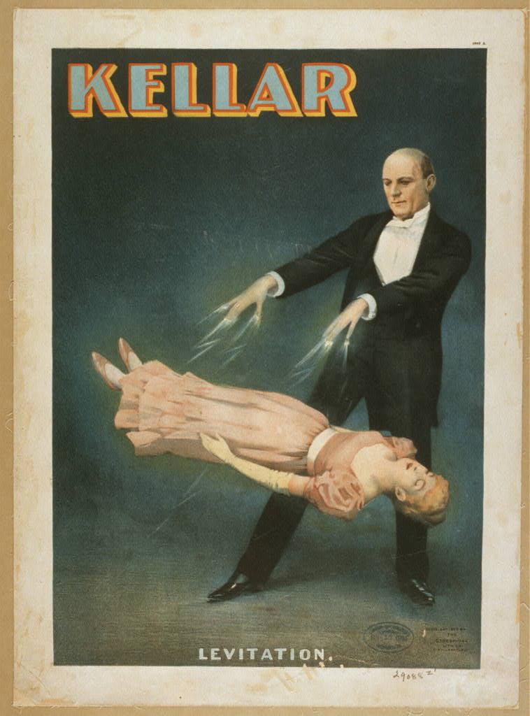 Little By Littlehales Vintage Magic Posters