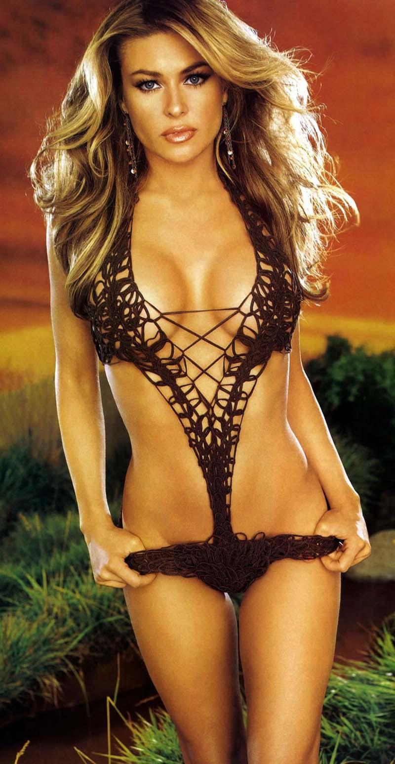 Hot And Romantic Actress Carmen Electra Hot Photos-6195