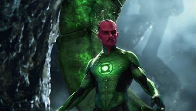Sinestro - Mark Strong - Green lantern Film