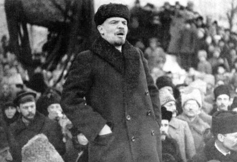 the bolshevik takeover In october 1917, lenin returned to petrograd to lead what is known as the  bolshevik revolution or october revolution on the night of nov 7, the  bolsheviks.