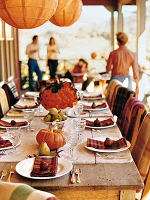 The Jewel Box Home Thanksgiving Tablescape