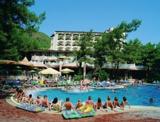 hotel marmaris palace, all in