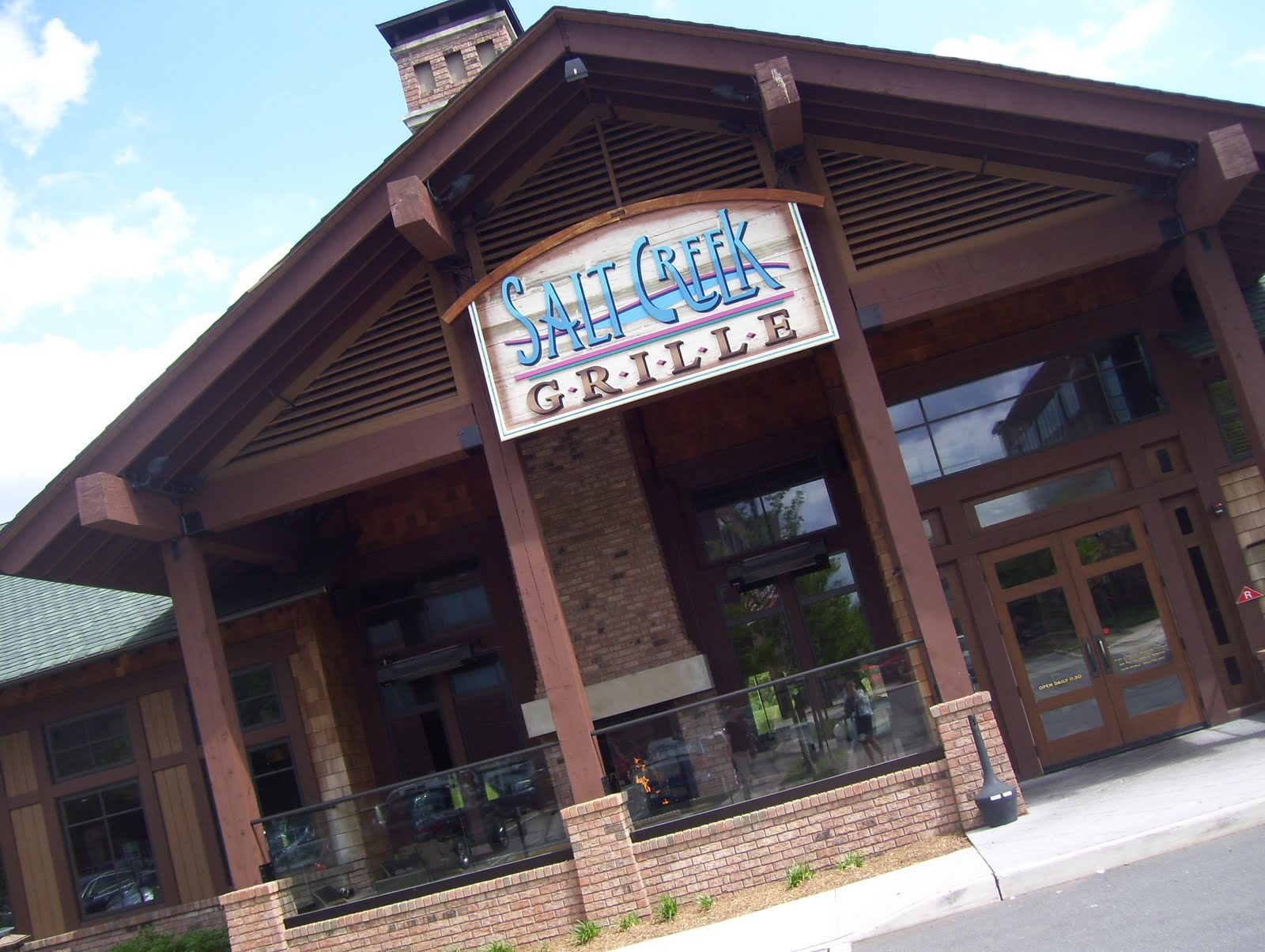 My Tasty Journey: Salt Creek Grille...