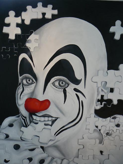 """""""hij was maar een clown"""""""