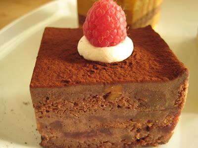 Outback Chocolate Cake