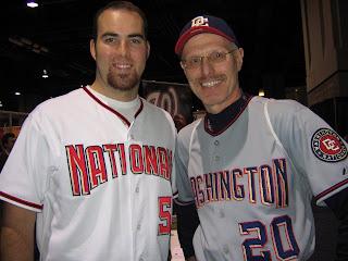 buy popular 1a79f 336e8 Nats320 -- A Washington Nationals Blog: 2009 Uniform Changes