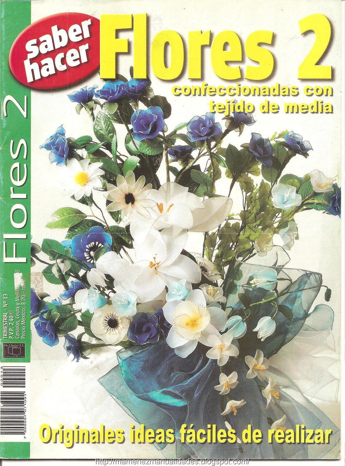 Revista: Saber hacer. Flores 2