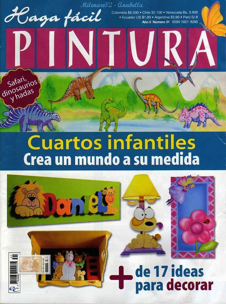 Revista: Pintura No. 31. Cuartos infantiles
