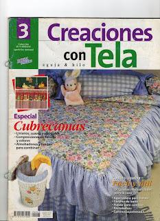 Creaciones en Tela Nro. 3 Especial Cubrecamas