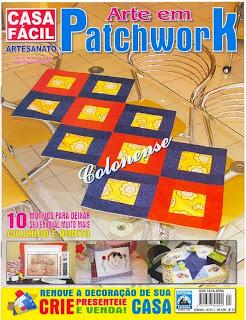 Revista: Arte em Patchworw No. 21