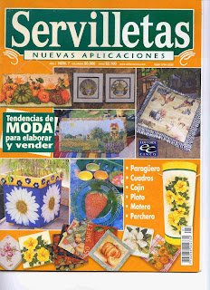 Revista: Servilletas No. 7