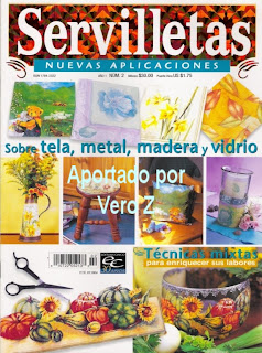 Revista: Servilletas No. 2