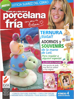 Revista: Modelar y Modelar Porcelana Fría No. 4